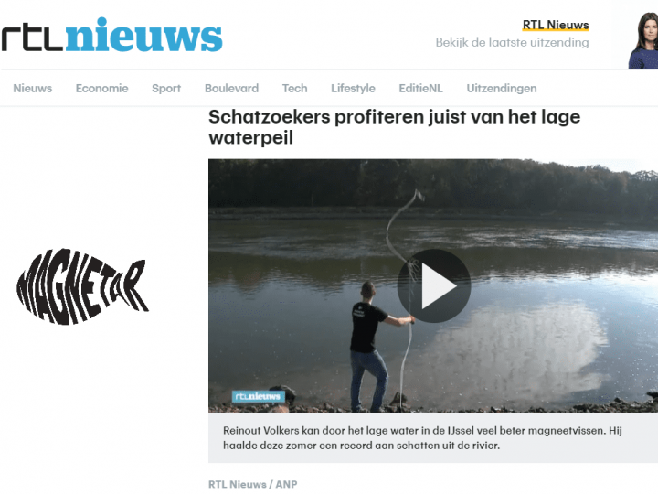 Magnetar op RTL Nieuws