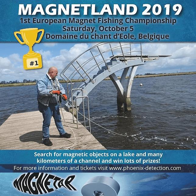 kampioenschappen magneetvissen
