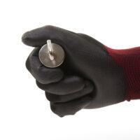 Haak magneet in hand