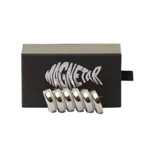 Magneet met schroef 25Kg